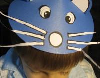 Mască de şoricel, tip pălărioară – lucru manual