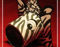 Zebra – lucru manual