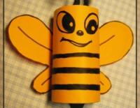 Albinuţa – lucru manual