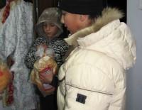 Pâinea Sfântului Anton, ajutor pentru familiile sărace cu copii din Floreşti, Cluj