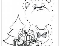 Uneşte punctele – Cine a primit cadourile?