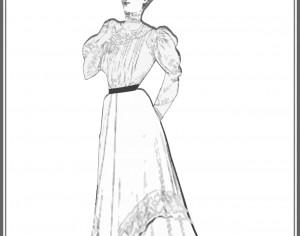 Marta – Prinţesa palatului său – portret de prinţesă
