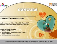 """CONCURS – Caştigă o invitaţie de la petrecerea """"Ziua Mămicii by Mayaricii"""""""