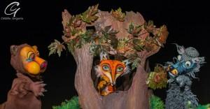 Spectacole gratuite cu ocazia aniversării Teatrului de Păpuşi Puck din Cluj