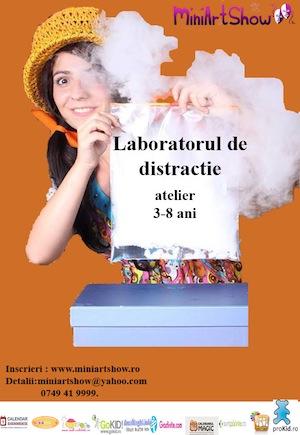 Laboratorul de distractie
