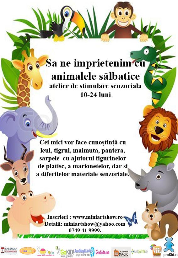 animalele salbatice