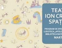 Teatrul Ion Creangă inaugurează un nou spaţiu de joc, dedicat spectacolelor şi activităţilor pentru copii şi părinţi