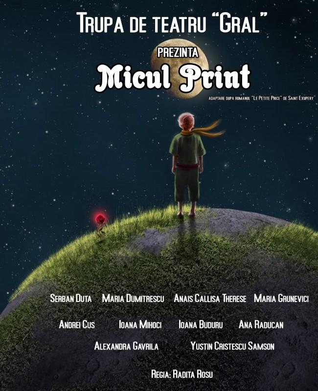 poster Micul Print