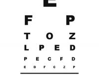 test-oftalmologic