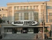 OPERA COMICĂ PENTRU COPII – Bucuresti