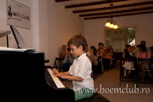 cursant pian Boem Club