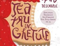 Teatru in ghetute _ Teatrul Ion Creanga _ Decembrie 2014