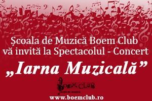Scoala de muzica Boem Club