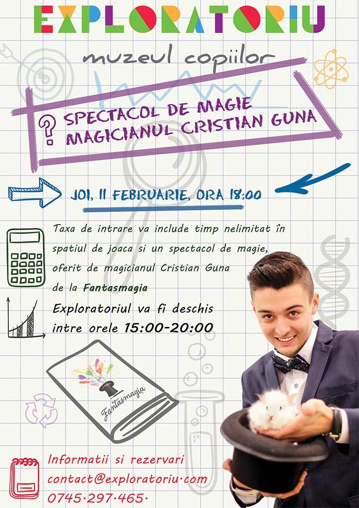 Afis_Exploratoriu_spectacol_de_magie_Fantasmagia