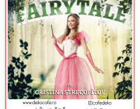 """Magic FairyTale"" la Cafe Deko, Bucuresti"