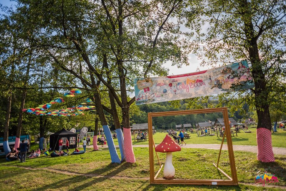 Cel mai mare festival al familiei din România, LollyBoom, ajunge în București