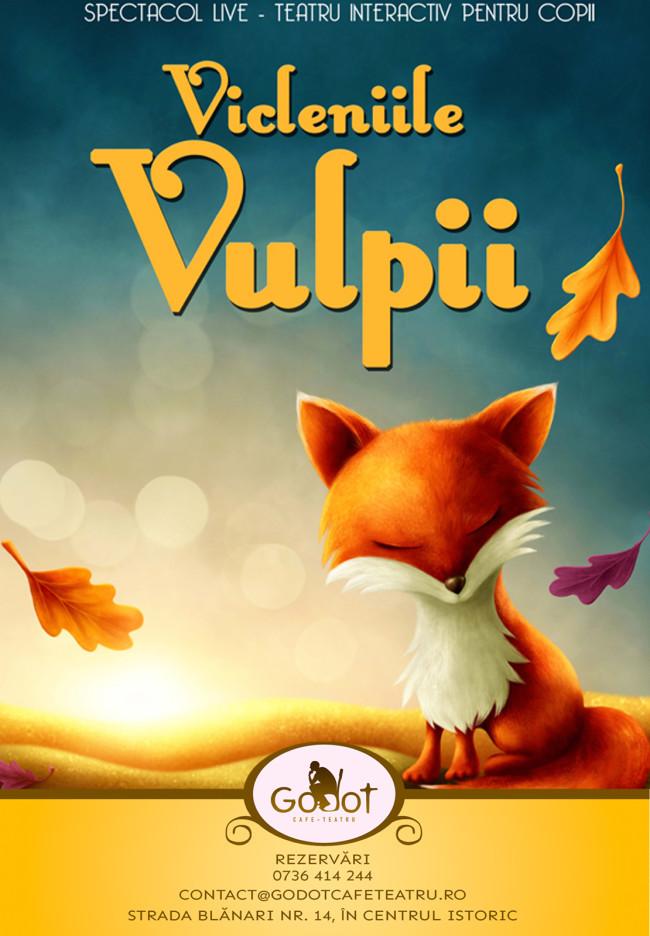 Vicleniile_vulpii_afis_Godot